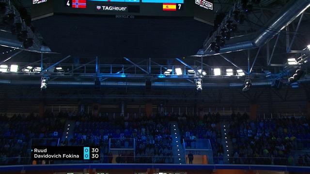 Même le tennis se met au VAR et c'est une première