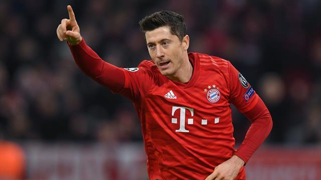 Lewandowski continues staggering scoring record as Bayern thrash Dortmund