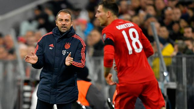 Le Bayern sans pitié pour Dortmund — Bundesliga