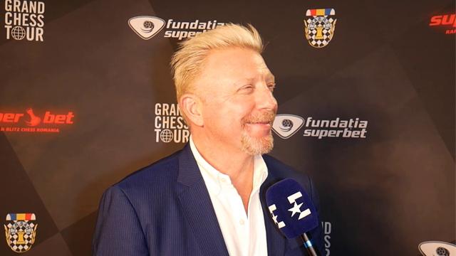 'I'm a big supporter of it' - Becker backs equal pay for men and women in tennis