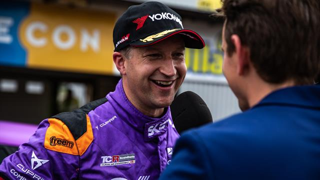Dahlgren gets WTCR reward with PWR for home title triumph