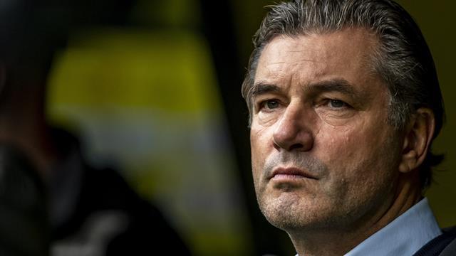 """Keine Eier gehabt!"" Zorc zählt BVB-Profis an"