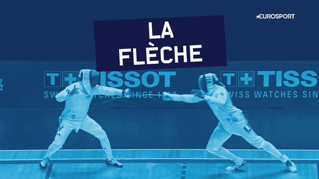60 Second Pro - Yannick Borel explains the art of La Fleche