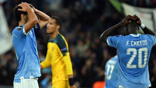 Lazio quasi eliminata dall'Europa League: il Celtic vince 2-1 al 95'