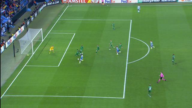 Höjdpunkter: Espanyol - Ludogorets
