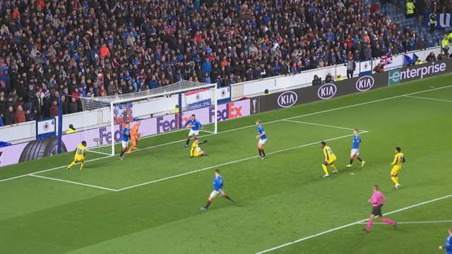 Höjdpunkter: Rangers - Porto