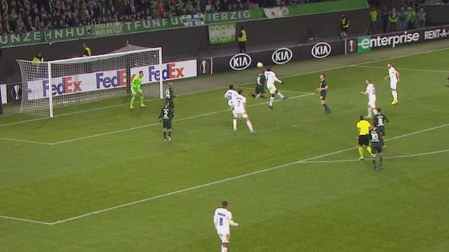 Höjdpunkter: Wolfsburg - Gent