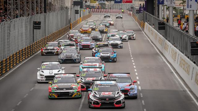 Event preview: WTCR title chasers turn street fighters in Macau