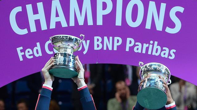 Finala Fed Cup | Tomljanovic – Mladenovic, primul meci al întâlnirii dintre Australia și Franța