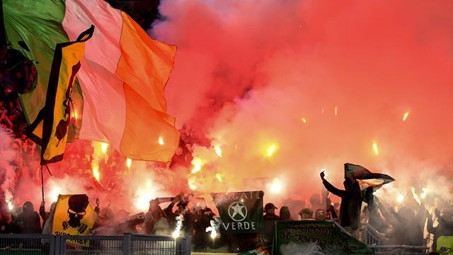 Tifoso del Celtic accoltellato a Roma; arrestati 12 ultras della Lazio