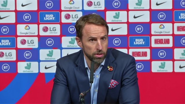 Southgate: Grealish 'very close' to England squad