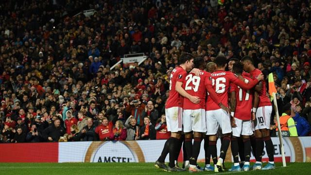 Parker: Europa League only route to Champions League for Manchester United