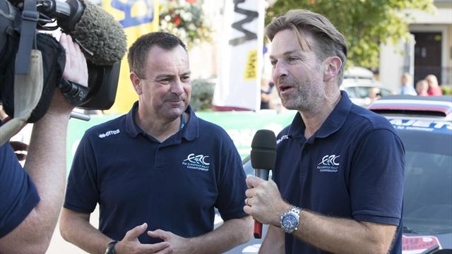 La Spéciale Qualificative du Rally Hungary en direct sur ERC Radio