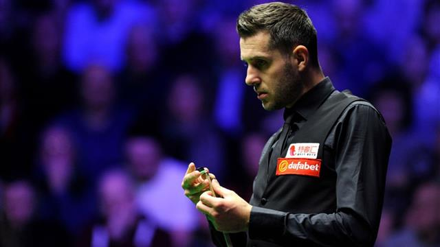 Is Mark Selby back and can he sweep the Home Nations?