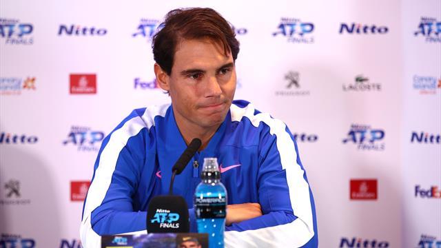 ATP Finals - Les temps forts de Federer - Thiem