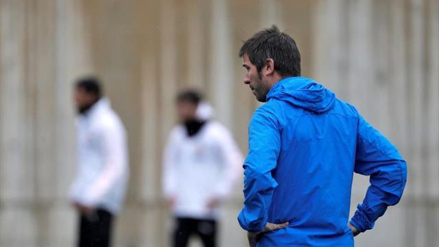 """Celades: """"El Granada sigue arriba y no llevamos ya dos o tres partidos"""""""