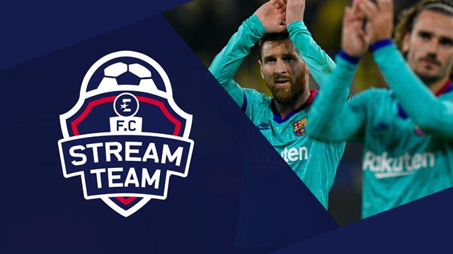 Pourquoi cohabiter avec Messi est si compliqué ? On en parle dans le FC Stream Team