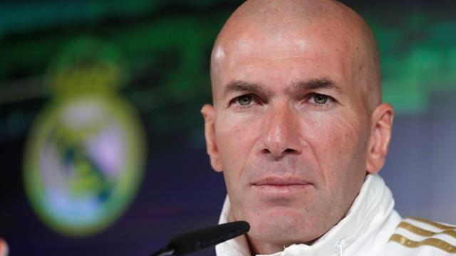 """Zidane dice que Bale y James """"no están lesionados"""" pero tampoco disponibles"""