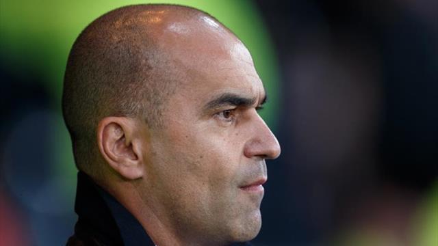 """Roberto Martínez: """"Hazard es un verdadero líder"""""""