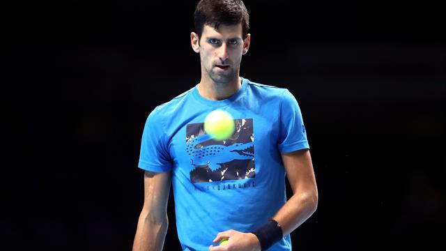 🎾1⃣ La frase de Djokovic sobre el número uno, antes de su lucha con Nadal en las ATP Finals