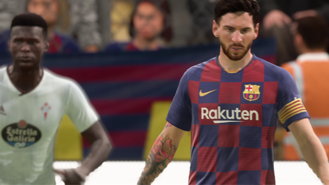 Liga Virtual: Así ha quedado el Barça-Celta