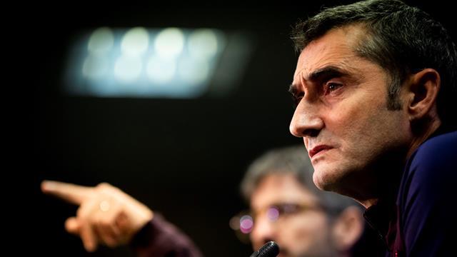 """Ernesto Valverde: """"Es importante ganar al Celta por todo"""""""