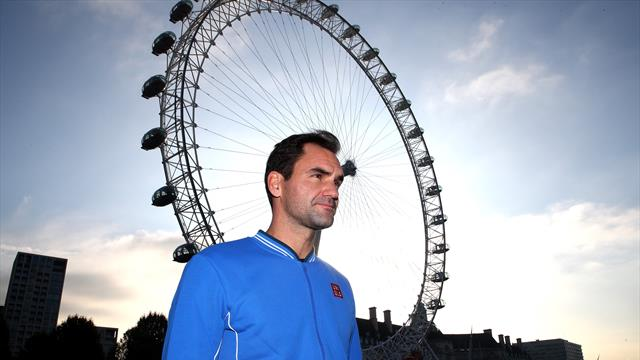 ATP Finals Day One Order of Play: Federer begins bid for seventh title