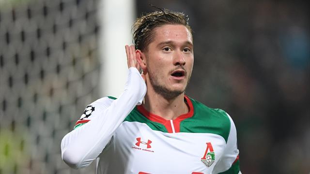 Calciomercato: Миранчук заинтересовал «Ювентус»