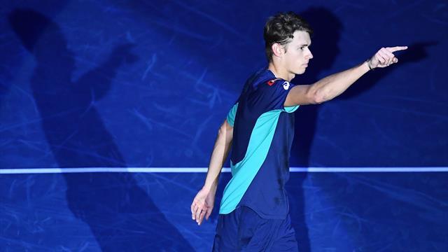 Next Gen ATP Finals: De Miñaur quiere redimirse en la final ante Sinner