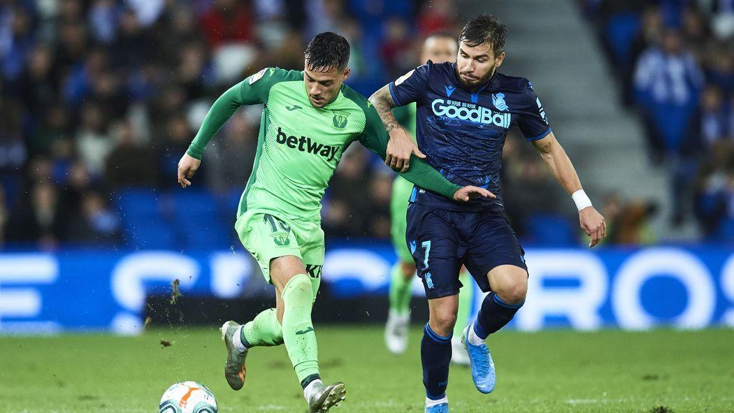 Real Sociedad Calendrier.Liga La Real Sociedad Leader Provisoire Apres Son Match