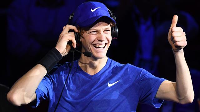 Jannik Sinner, la prima finale ATP è realtà: l'azzurro surclassa Kecmanovic