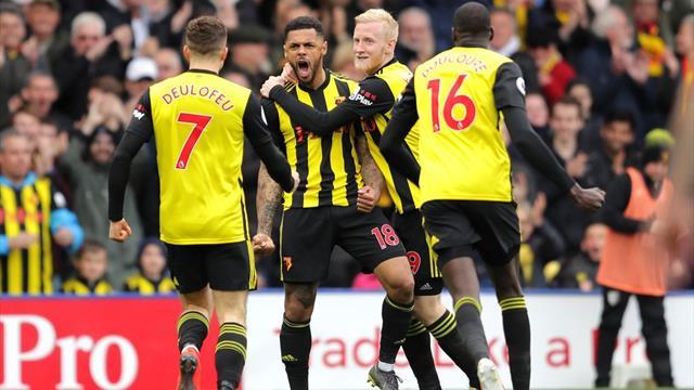 Watford a câștigat primul meci din acest sezon, pe terenul lui Norwich