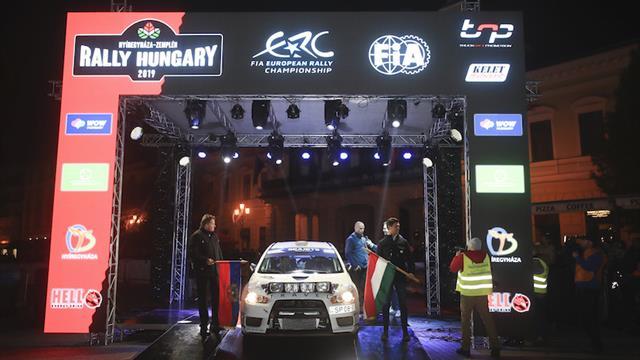 Il Rally Hungary live su ERC Radio e Facebook