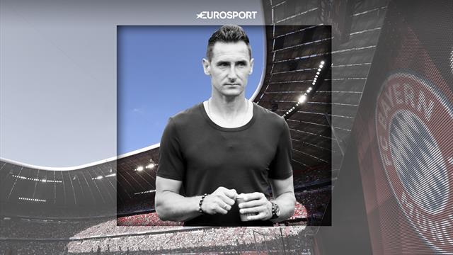 Клозе – новый Зидан для «Баварии». Он тренирует 17-леток и уже растит форвардов для сборной Германии