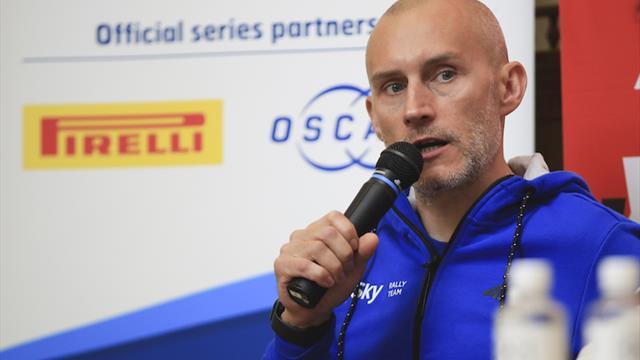 Habaj félicite SRT de l'avoir maintenu dans la course au titre ERC