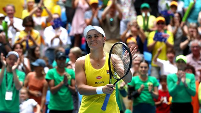 Finala Fed Cup | Australia și Franța, la egalitate după prima zi de concurs