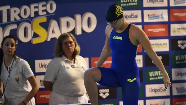 Benedetta Pilato vola nelle batterie dei 50 rana e stabilisce il record italiano in vasca corta