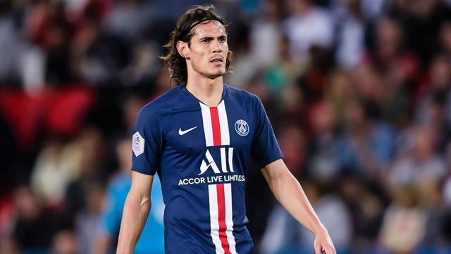 Encore blessé, Cavani manquera le choc face à Saint-Etienne