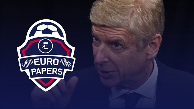 'Wenger accuses Bayern of lying!' - Euro Papers
