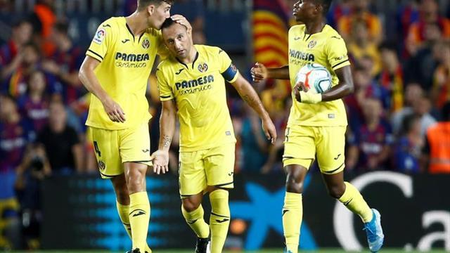 Un Villarreal temible amenaza al Mallorca en Son Moix