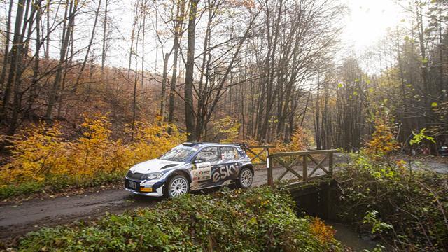 Habaj targeting strong finish to ERC season after eventful Rally Hungary start