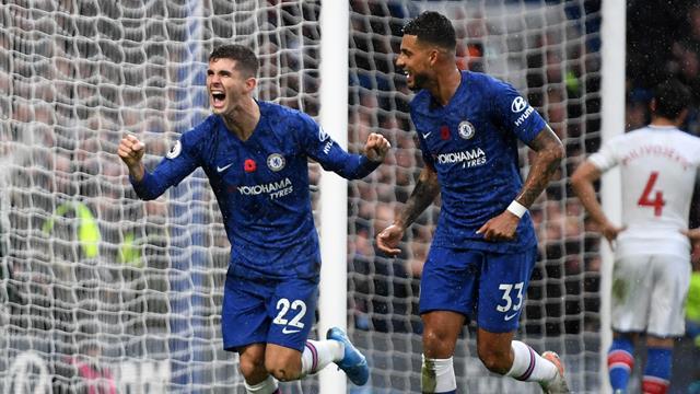 Chelsea feiert Heimsieg gegen Crystal Palace - Pulisic trifft