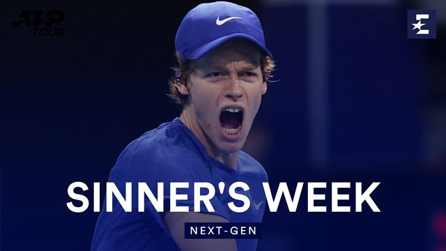 Сочнейшие розыгрыши с участием восходящей звезды тенниса из Италии – Синнер точно пошумит в 2020-м