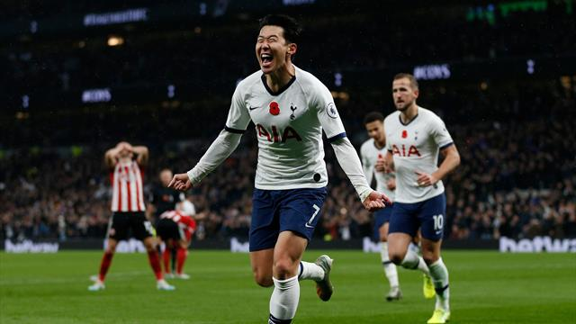 """""""Ich liebe Son"""": Höchstes Lob für Tottenham-Star von Mourinho"""