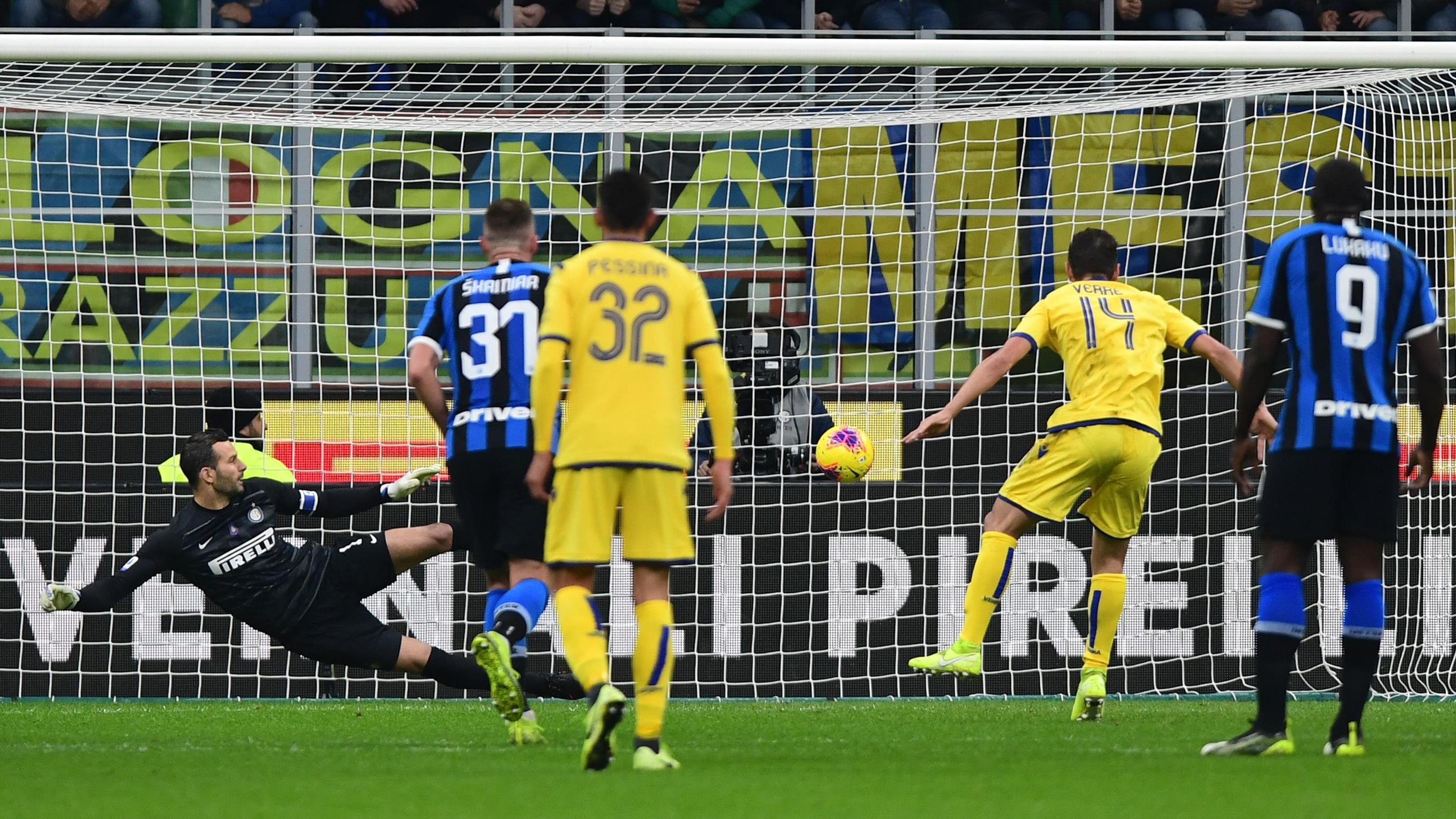 Le pagelle di Inter-Verona 2-1: Lukaku e Lautaro poco ...