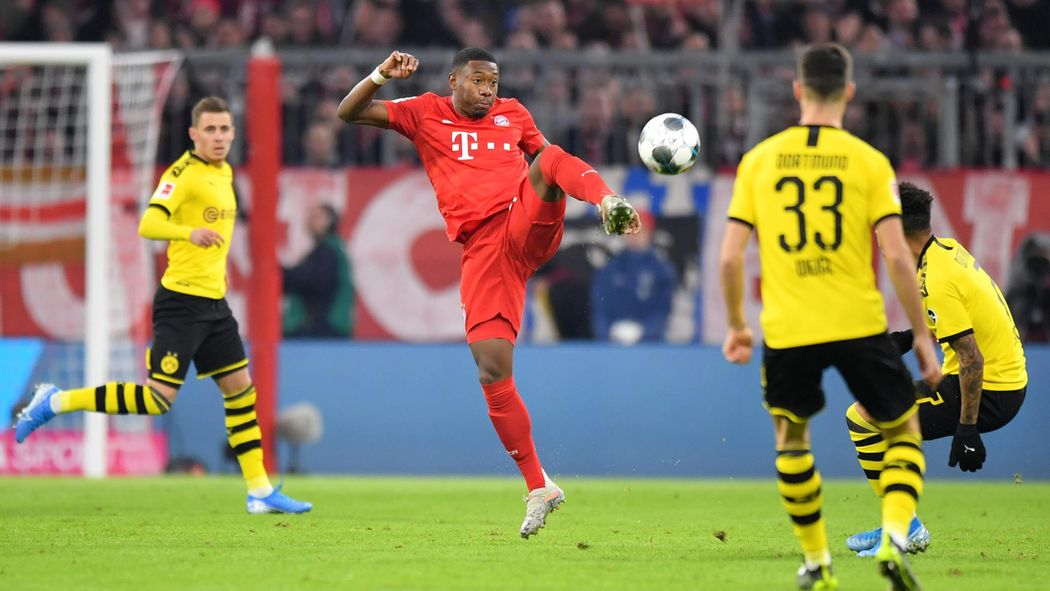 Fc Bayern Munchen Borussia Dortmund Heute Live Im Tv