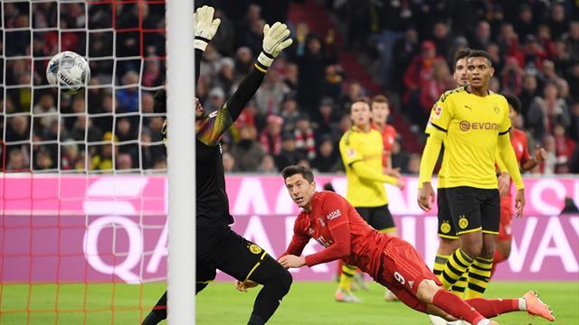 Le pagelle di Bayern Monaco-Borussia Dortmund 4-0: Lewandowski ancora straripante
