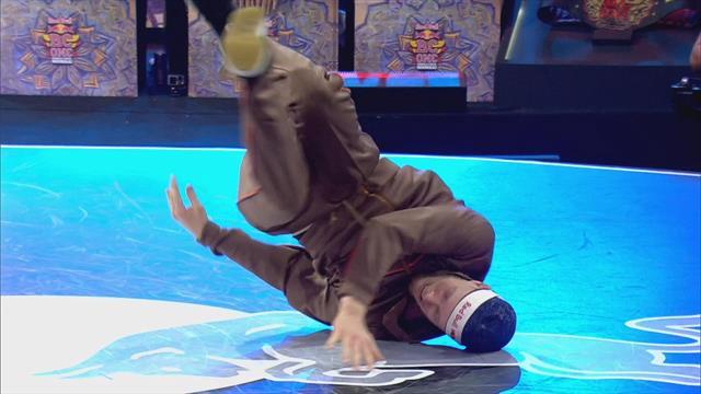 Red Bull BC One (final masculina): Menno consigue su tercer Mundial de breakdance