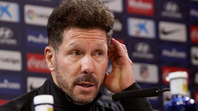 """Simeone: """"Necesitamos convencernos a nosotros mismos de lo que podemos hacer"""""""