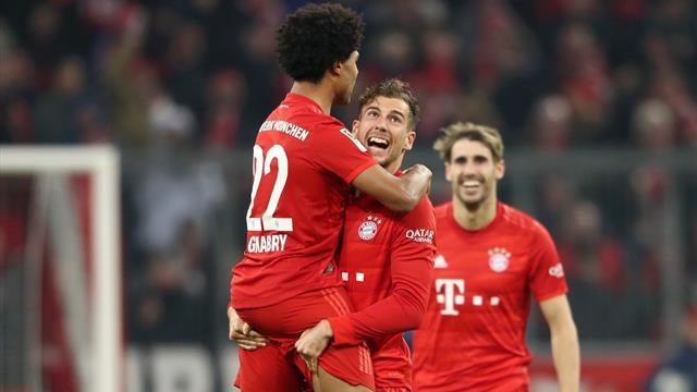 Trionfo Bayern Monaco nel Klassiker: 4-0 al Borussia Dortmund, superato in classifica